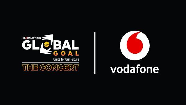 Global Goal Unite Vodafone