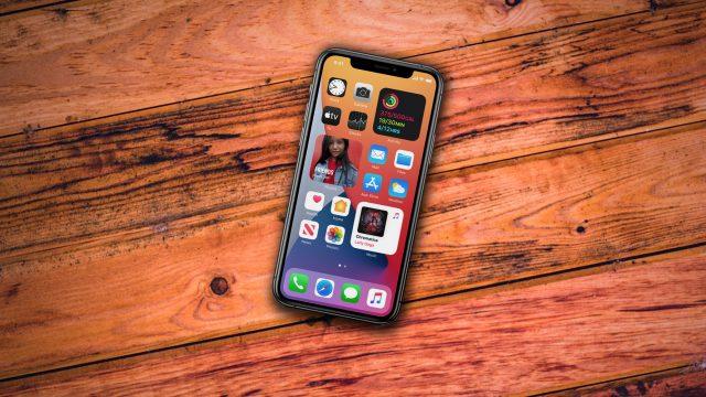 iOS 14 iPhone-Widgets