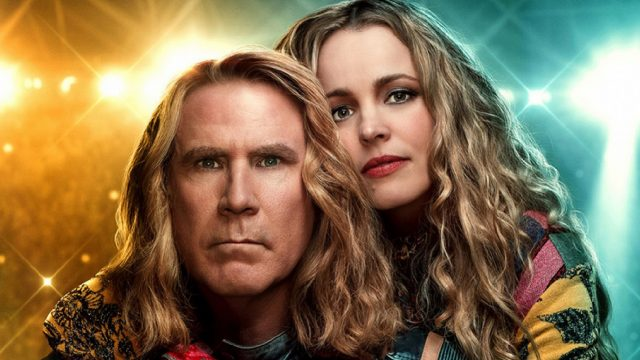 Will Ferrell und Rachel McAdams in Eurovision Song Contest: The Story of Fire Saga