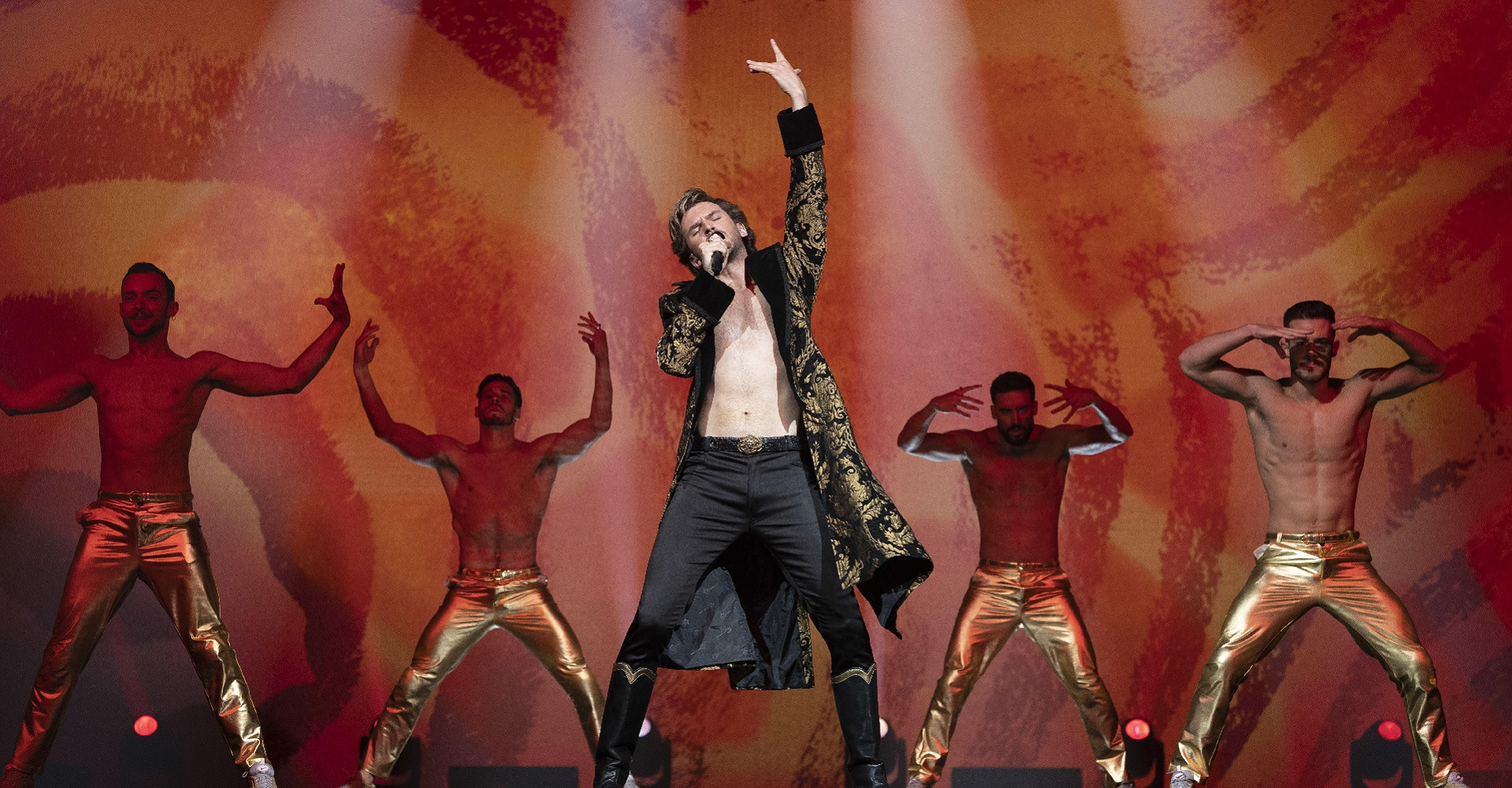 Dan Stevens in Eurovision Song Contest: The Story of Fire Saga