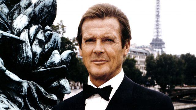 Einer der besten Geheimagenten: Roger Moore als James Bond