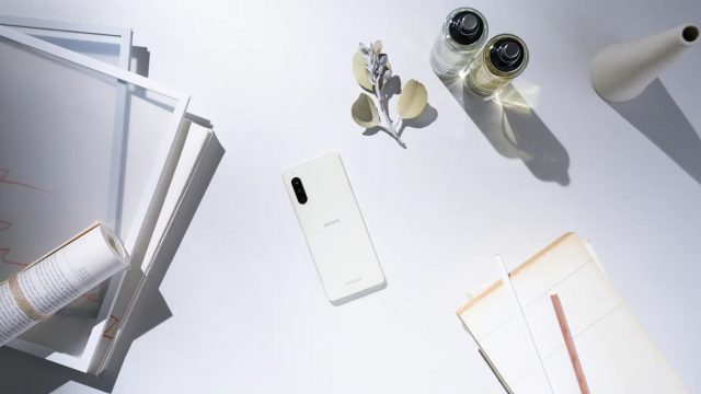 Das Sony Xperia 10 II hat eine Triple-Kamera