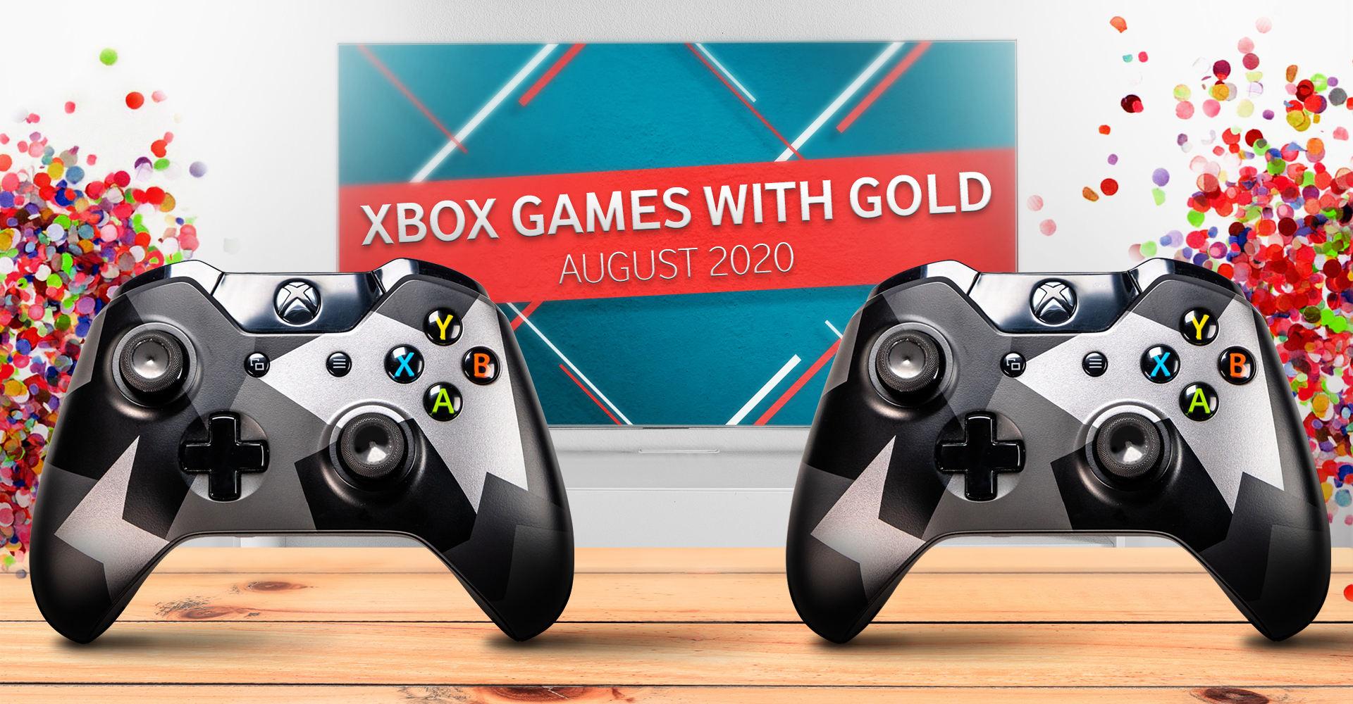 Xbox Gold Spiele März 2021