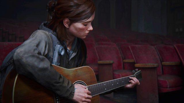 The Last of Us Part II: So spielst Du Gitarre