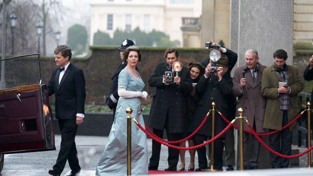 """In """"The Crown"""" Staffel 5 wird eine neue Queen das Ruder im britischen Königshaus übernehmen."""