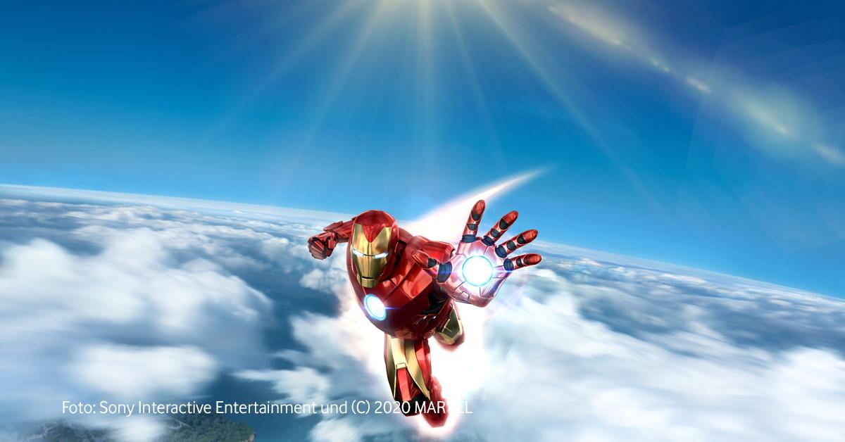 Wer Spielt Iron Man