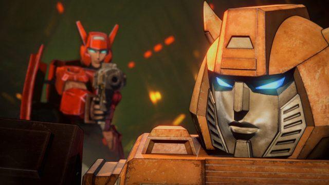 "Bild aus ""Transformers: War For Cybertron Trilogy""."