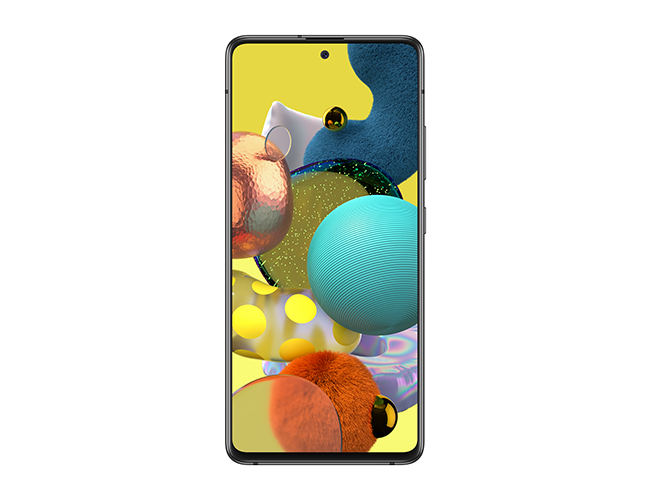 Der Allrounder: Samsung Galaxy A51