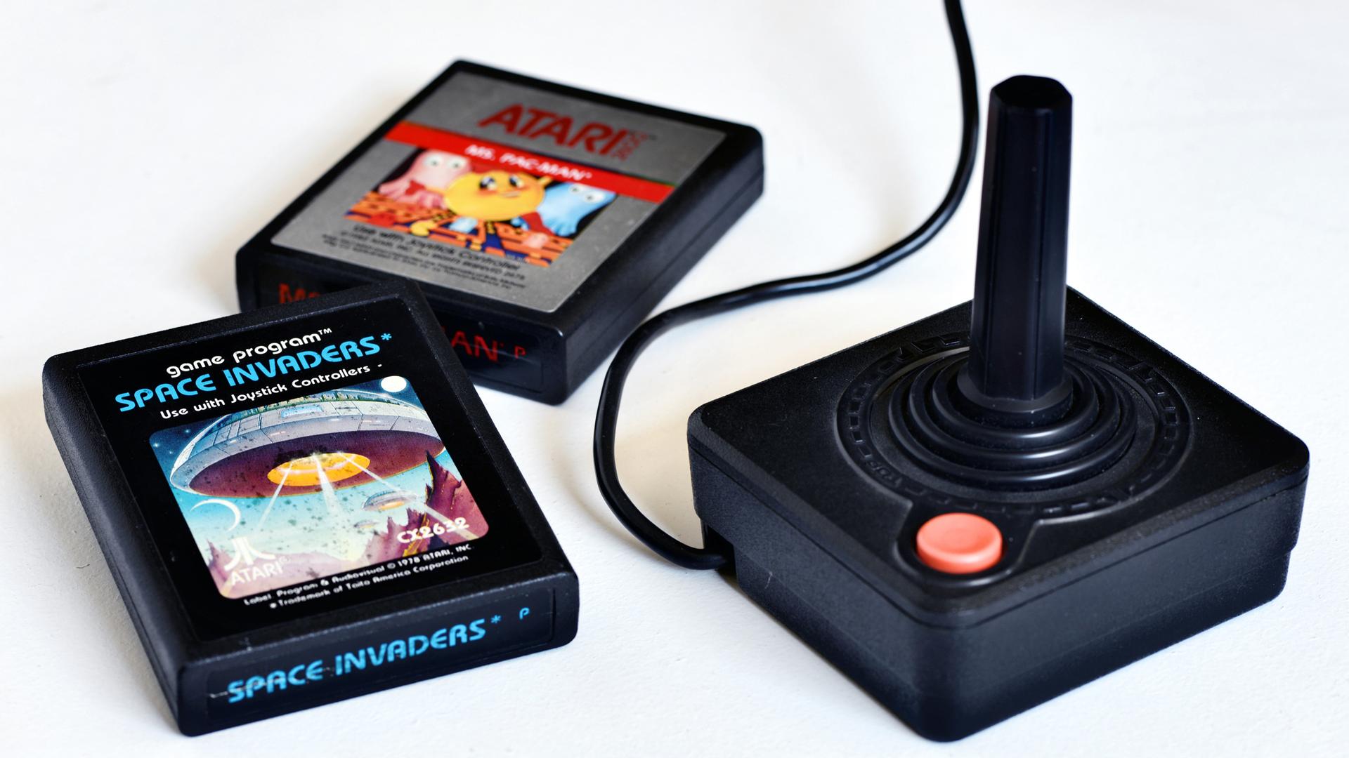 Pac-Man und Space Invaders in Geschichte der Videospiele