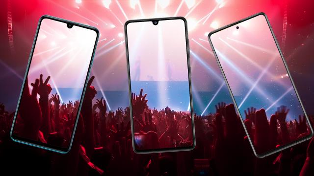 Die besten Smartphones für Einsteiger