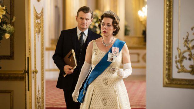 "Olivia Colman in ""The Crown"" Staffel 3."