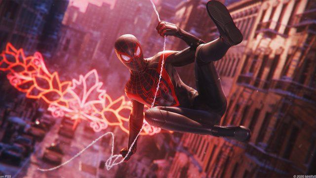 Sony hat das Cover zu Spider-Man: Miles Morales und allen PS5-Spielen vorgestellt