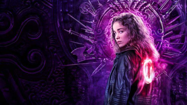 Alba Baptista als Ava in Warrior Nun bei Netflix