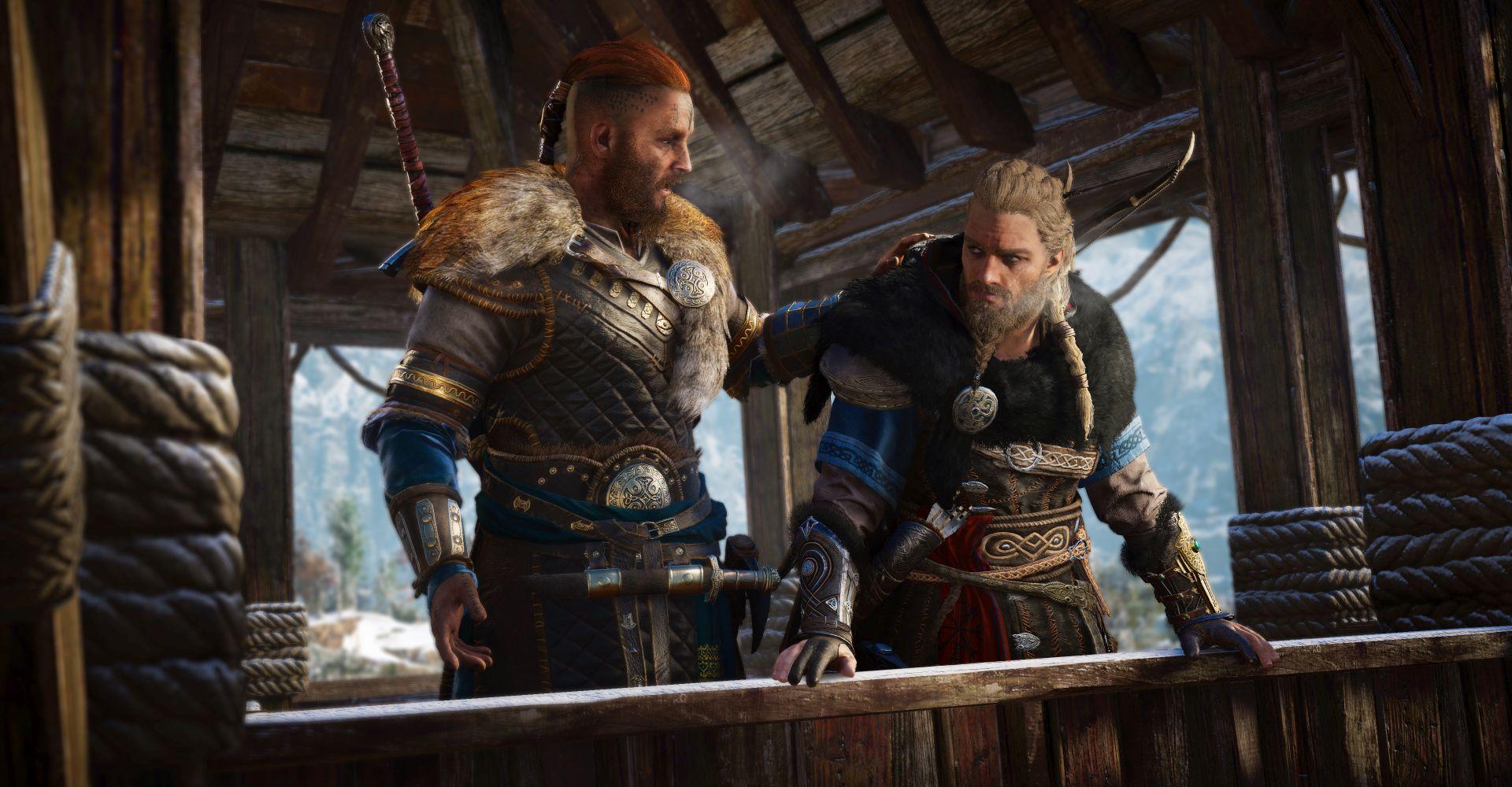 Screenshot von Assassin's Creed Valhalla.