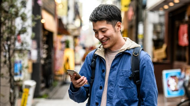 Snapchat testet neue Wischgesten-Navigation à la Tik Tok