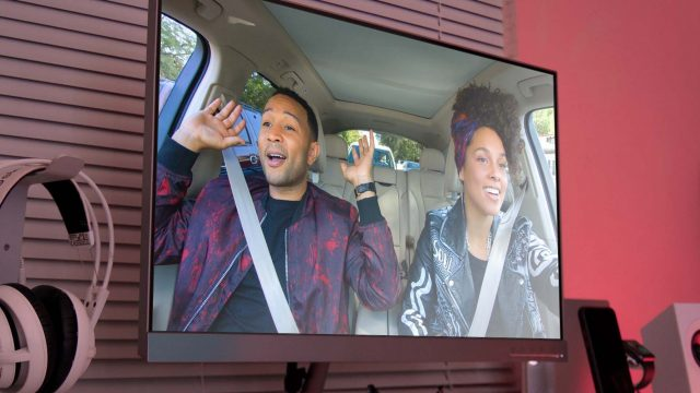Carpool Karaoke kannst Du bald wohl auch via Apple-Music-App auf Deinem Windows-PC verfolgen.