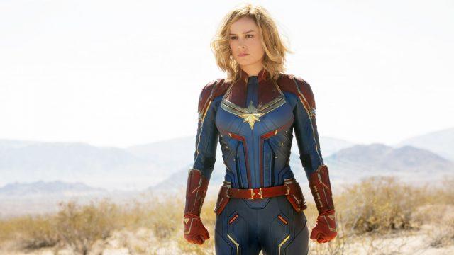 """Captain Marvel im MCU-Film """"Captain Marvel"""""""
