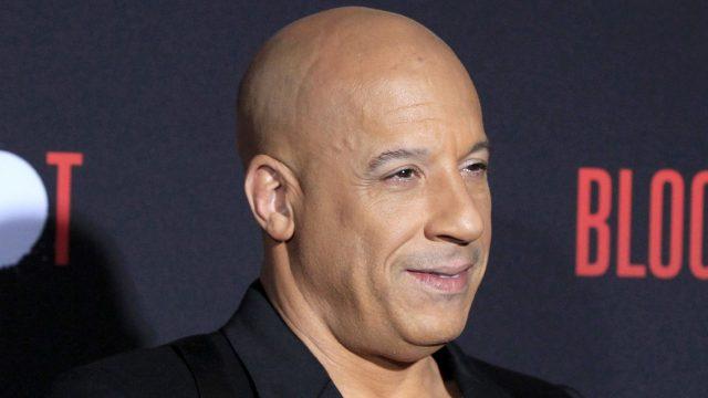 """Vin Diesel bei der Filmpremie von """"Bloodshot"""""""