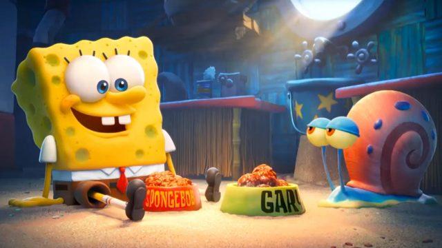 SpongeBob Schwammkopf 3 bei Netflix