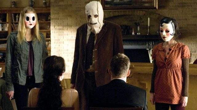 "Der Horrorfilm ""The Strangers"""