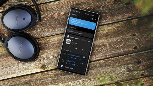 Die Bedeutung von Samsung Dual Audio