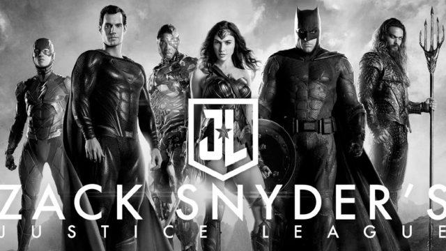 """Poster von """"Zack Snyder's Justice League"""""""