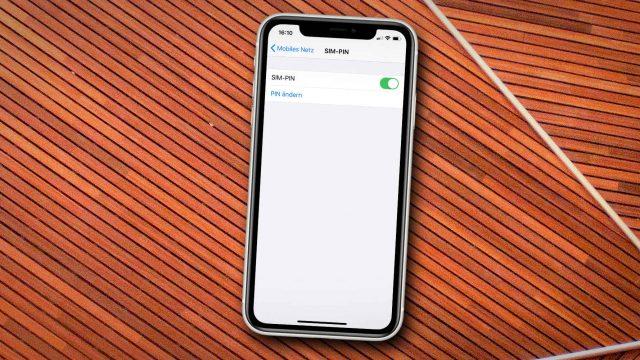 iPhone: PIN und Code ändern – so funktioniert es