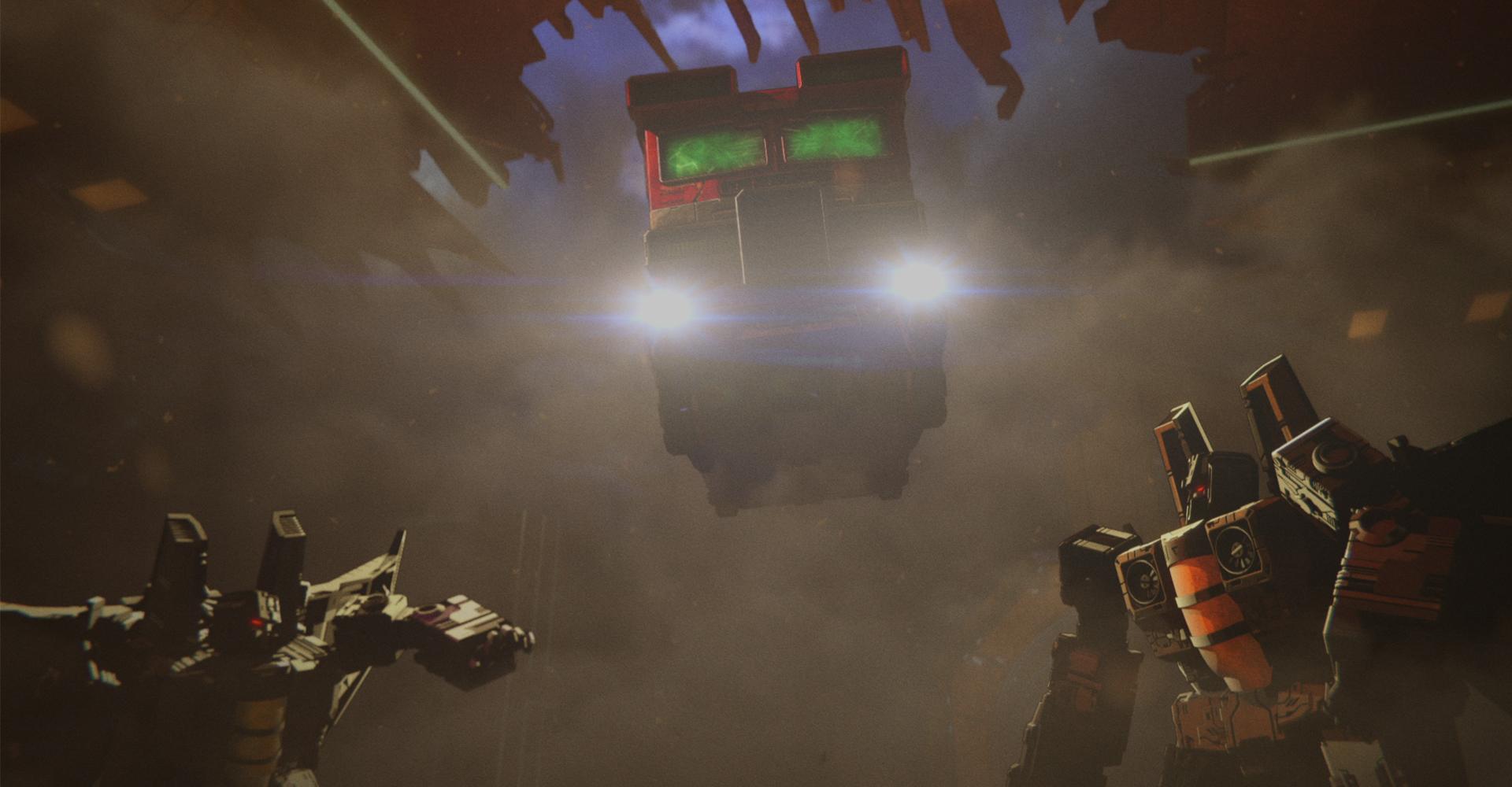 Bild aus Transformers: War for cybertron