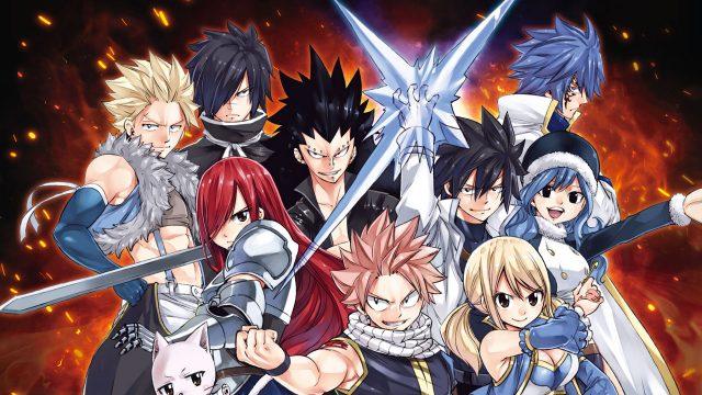 """Die Magier-Gilde aus dem Manga und Anime """"Fairy Tail"""", der nun als Videospiel adaptiert wurde."""