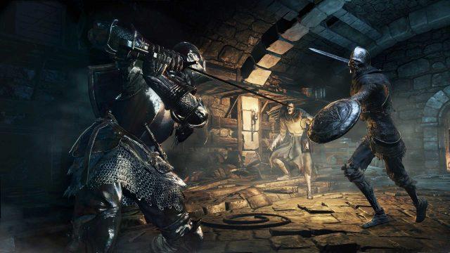 Eines der schwierigsten Spiele aller Zeiten: Dark Souls 3