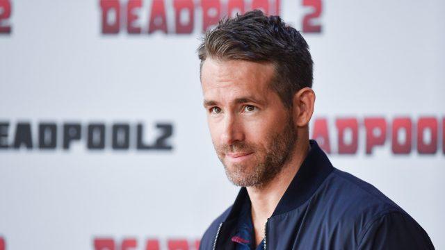 Deadpool-Darsteller Ryan Reynolds ist ein echter Scherzkeks