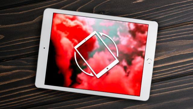 iPad-Bildschirm drehen: Was Du tun kannst, wenn es nicht funktioniert