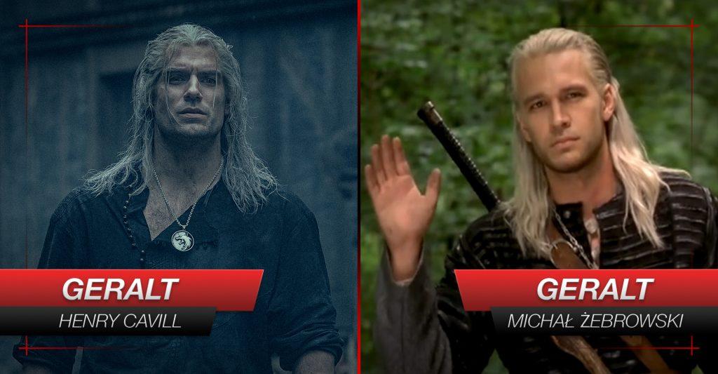 The Witcher: Netflix-Cast gegen das polnische Original