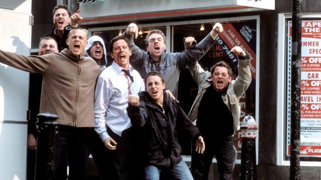 Die Filmreihe Hooligans brachte gleich mehrere Fußballfilme hervor