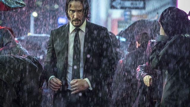 """Keanu Reeves in """"John Wick 3"""""""
