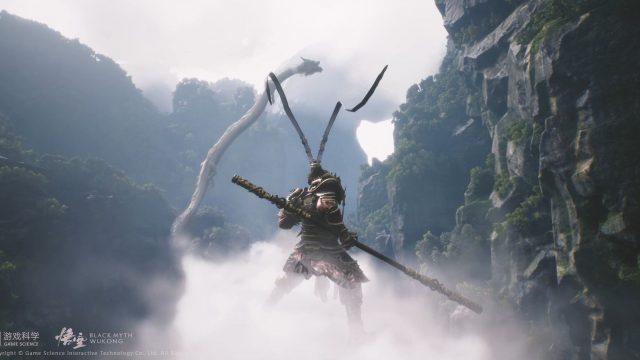 """Screenshot von """"Black Myth: Wukong"""""""