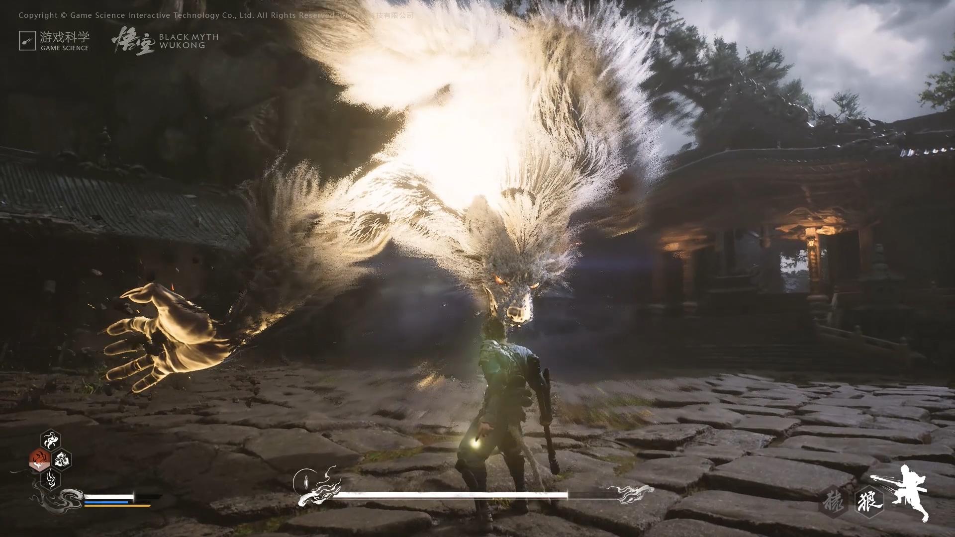 """Screenshot von """"Black Myth: Wukong""""."""