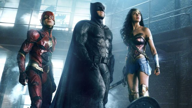 """Ausschnitt aus dem DC-Film """"Justice League"""""""