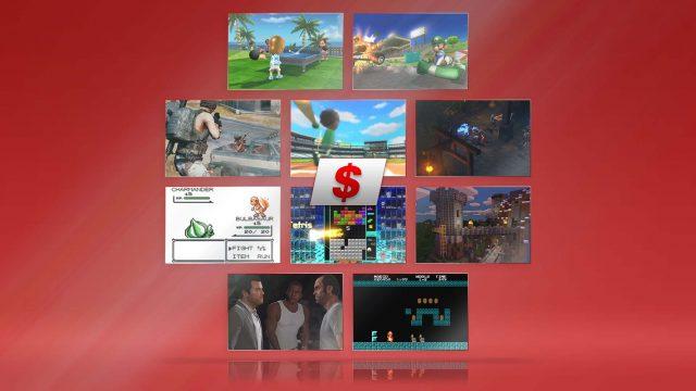 Das sind die meistverkauften Spiele