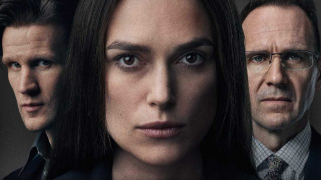 Der Cast von Official Secrets, Netflix