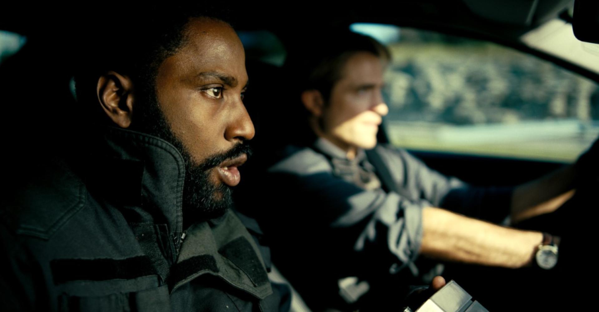 John David Washington und Robert Pattinson in Tenet