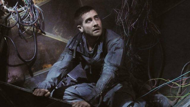 "Jake Gyllenhaal in ""Source Code"""