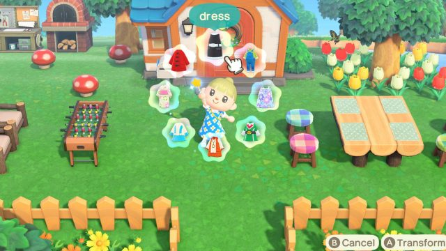 """Animal Crossing: New Horizons""-Gameplay"