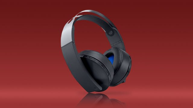 PS4 Gaming-Headset