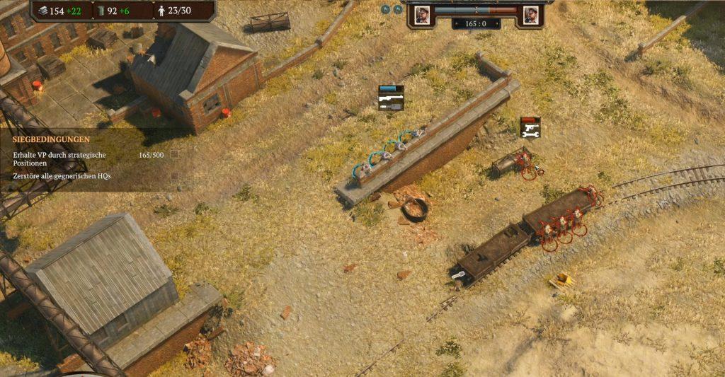 Iron Harvest: Tipps & Tricks