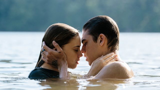 Josephine Langford, Hero Fiennes Tiffin in After Truth