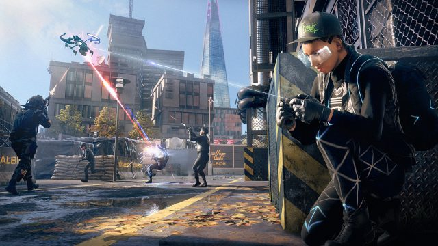 """Watch Dogs: Legion"" beim Ubisoft-Forward-Event"