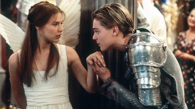 """Claire Danes und Leonardo DiCaprio in """"Romeo und Julia"""""""