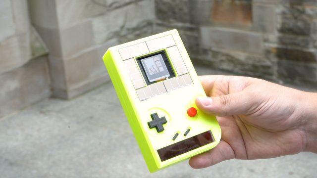 Batteriefreier Game Boy