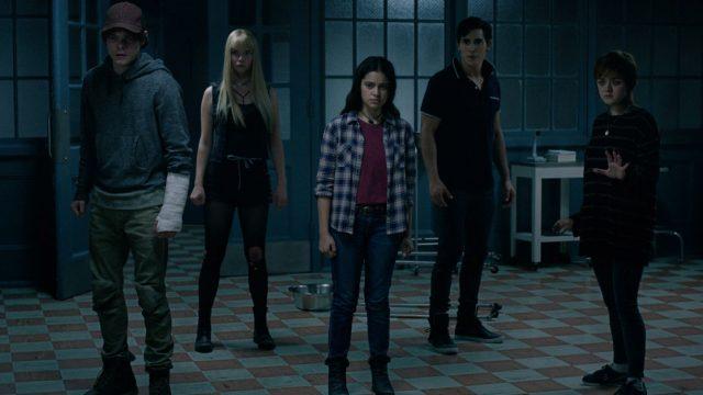 The New Mutants in der featured-Serienkritik